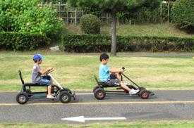自転車の 自転車 乗り方 練習 大人 : ... 親子で乗れるファミリー自転車